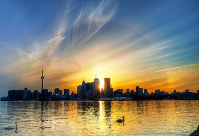 Viaje canada costa este Toronto Canada