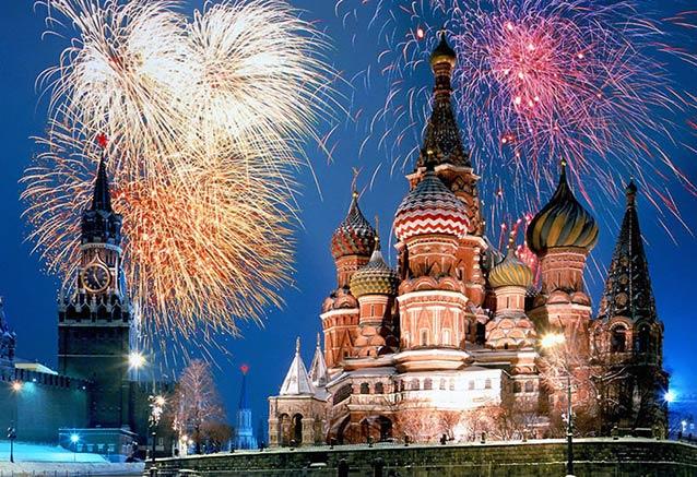 Viaje moscu san petersburgo al completo Kremlin Red Square Rusia