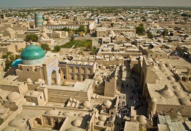 Foto del viaje ofertas trans uzbekistan cultural jiva