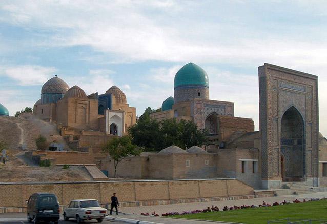 Viaje trans uzbekistan cultural samarcanda