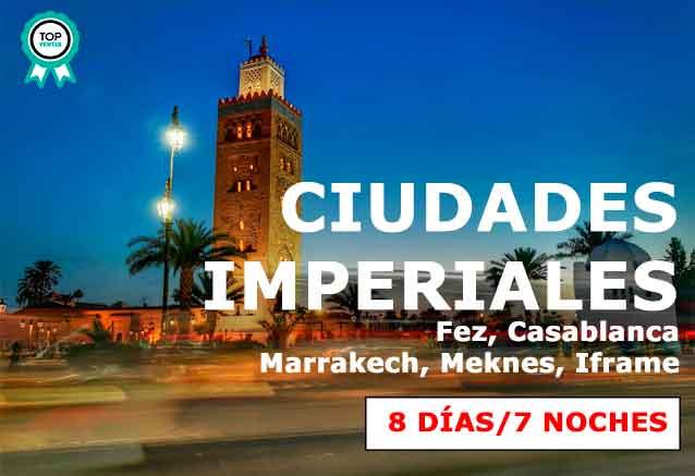 Foto del viaje ofertas ciudades imperiales mega oferta CIUDADES IMPERIALES TOP ENTAS