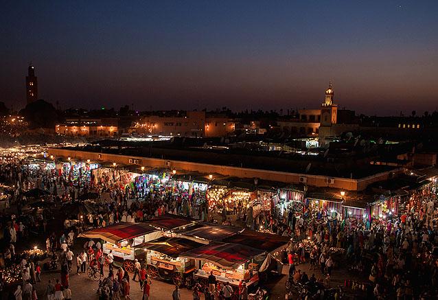 Viaje ciudades imperiales mega oferta plaza jemmaelfna marrakech licencia 2 0