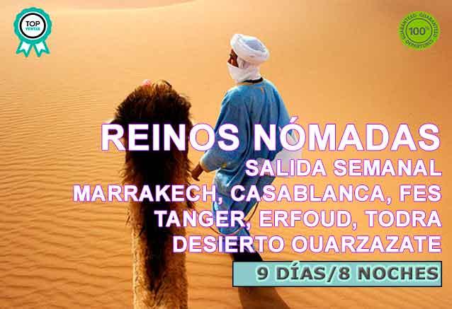 Foto del viaje ofertas gran tour marroc NOMANDA RINO DE MARROC