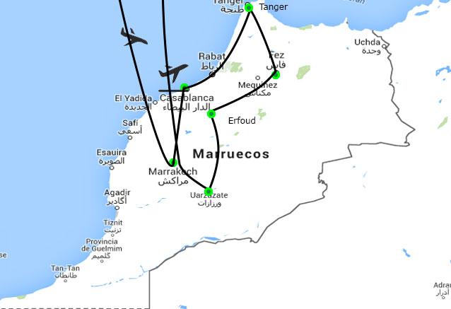 Viaje gran tour marroc gran tour de marruecos