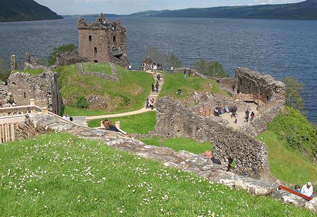 Viaje lo mejor inglaterra escocia Castillo Lago Ness1