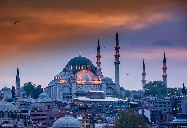 Viaje viaje estambul kusadasi pamukkale Estambul Turquia