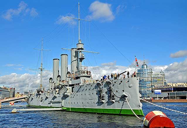 Viaje bilbao moscu san petersburgo Crucero Aurora por Mr Dennis Jarvis