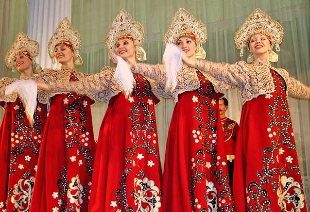 Viaje bilbao moscu san petersburgo Folclore Ruso por Museo Hermitage por Mr Dennis Jarvis