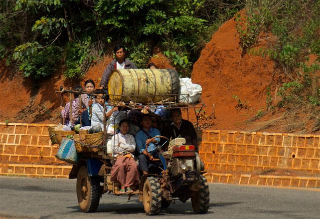 Viaje viaje myanmar 10 dias birmania libera