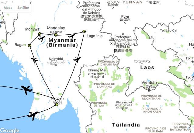 Viaje viaje myanmar 10 dias myanamar en 9 dias