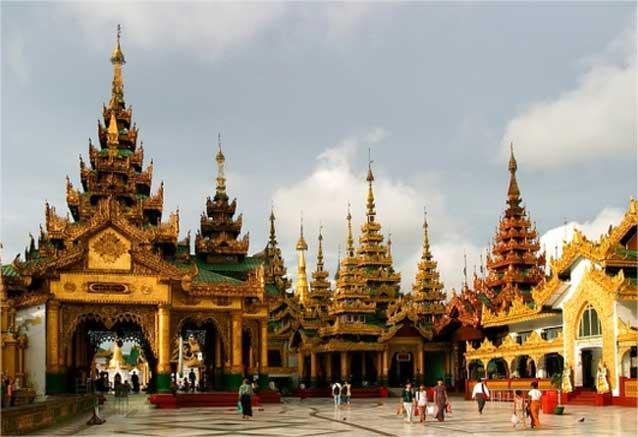 Viaje birmania semana Myanmar templos