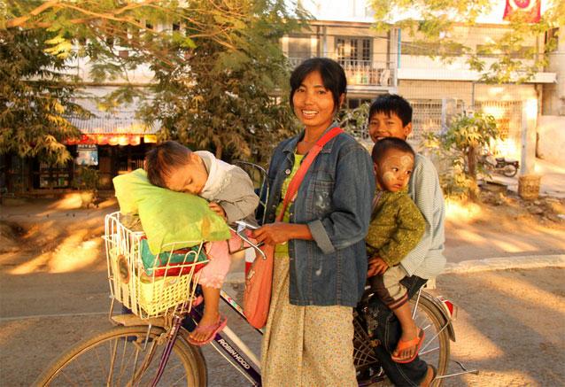 Foto del viaje ofertas birmania semana birmania familia