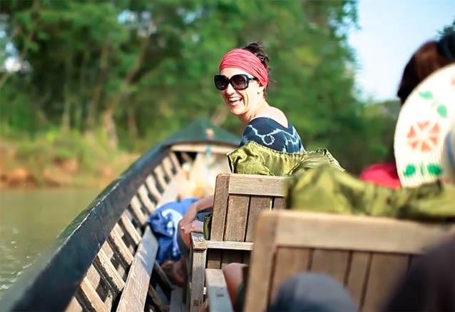 Viaje birmania semana lancha en birmania