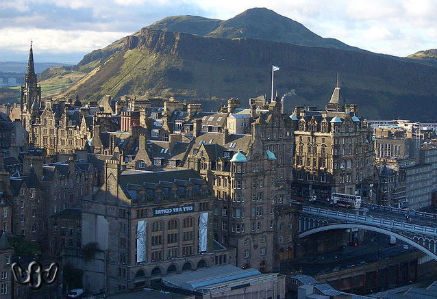 Viaje gran viaje islas britanicas 19 dias Edimburgo