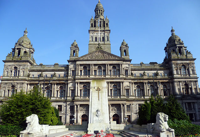 Viaje gran viaje islas britanicas 19 dias Glasgow City