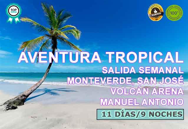 Foto del viaje ofertas aventura tropical costa rica AVENTURA TROPICL