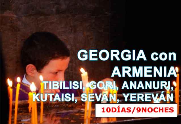 Foto del viaje ofertas viaje especial armenia georgia ARMenia y geordia en dos soplos