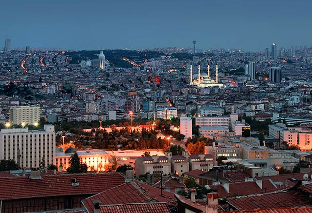 Viaje viaje estambul capadocia 7 noches Ankara Turquia