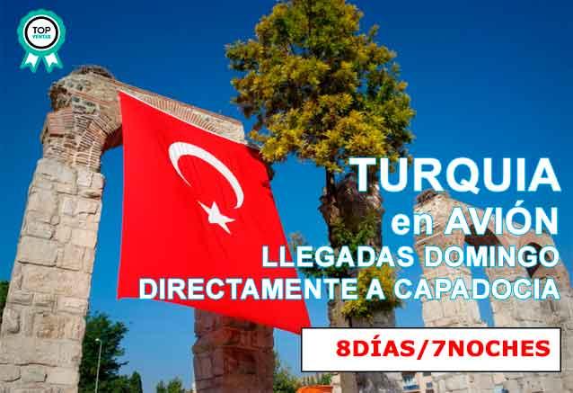 Foto del viaje ofertas turquia avion TURen avion directo