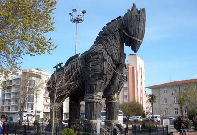 Viaje viaje turquia al completo 8 dias Canakkale