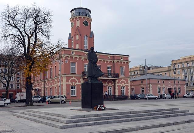 Viaje capitales polonia Czestochowa