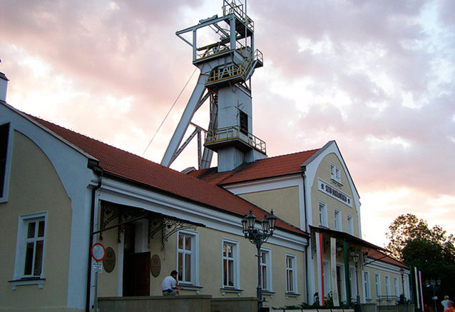 Viaje capitales polonia Minas de sal de Wieliczka Polonia2
