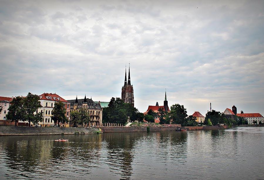 Viaje capitales polonia Wroclaw