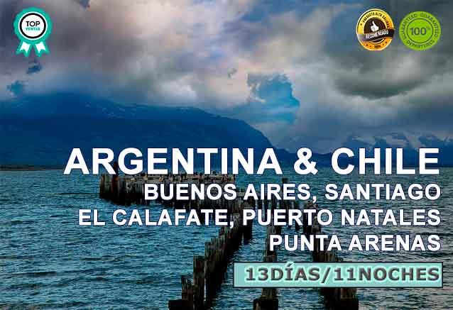 Foto del viaje ofertas patagonia austral argentina chile Argentina y chile viaje oferta bidtravel