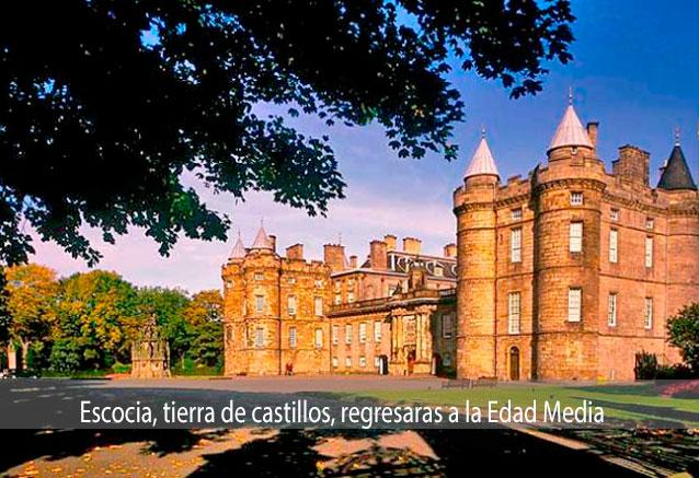 Viaje edimburgo highlands escocia escocia castillos