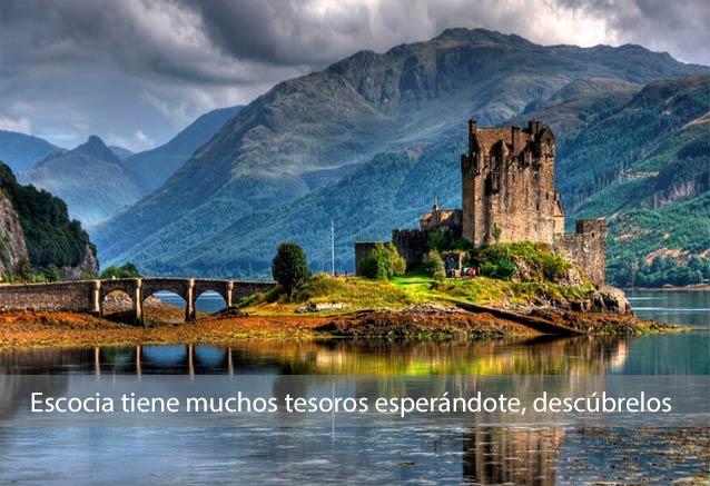 Viaje edimburgo highlands escocia escocia tesoros