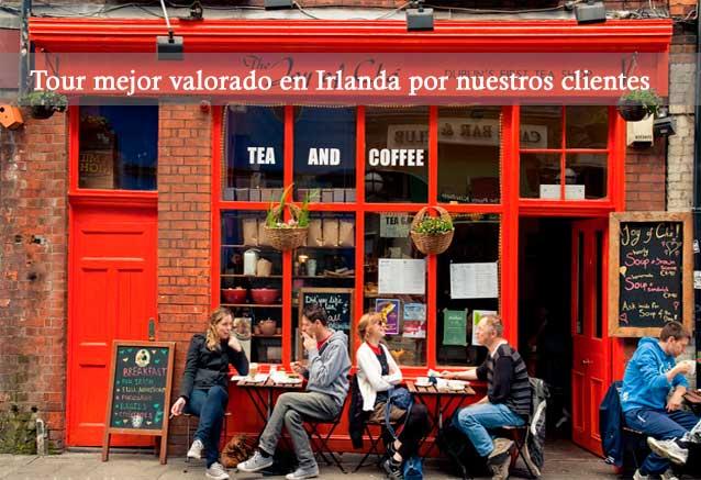 Foto del viaje ofertas sabores irlanda irlanda tomando el te bidtravel