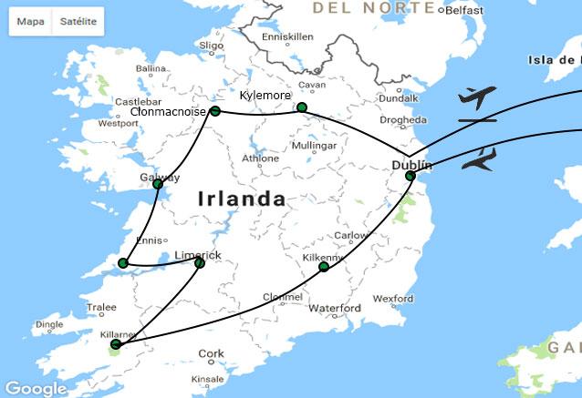 Viaje sabores irlanda sabores de irlanda