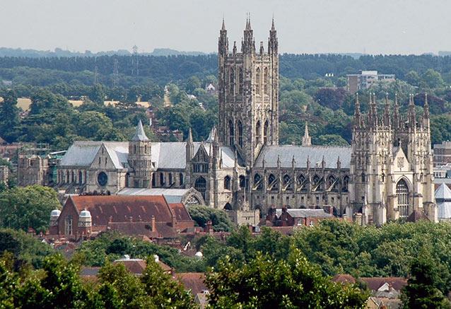 Foto del viaje ofertas sur inglaterra escocia Canterbury