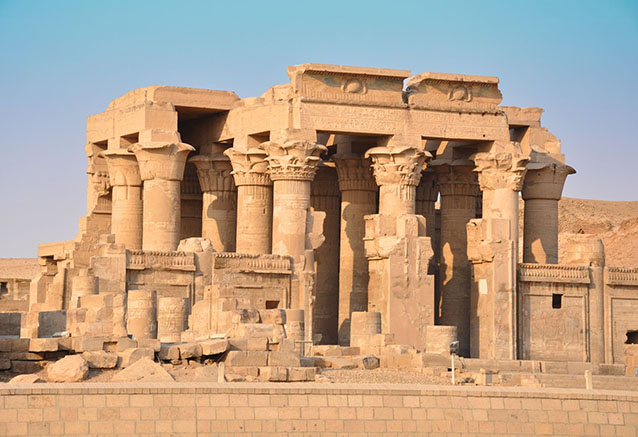 Viaje viaje egipto low cost Kom Ombo