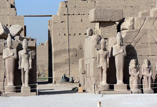Viaje viaje egipto low cost luxor