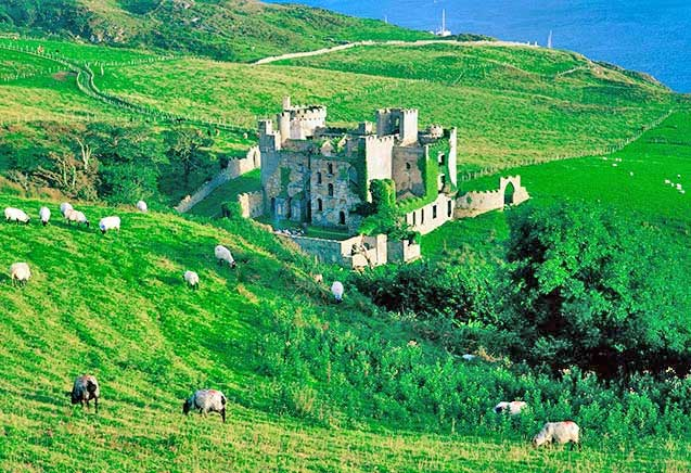 Viaje irlanda unica 8 dias clifden castle county galway ireland