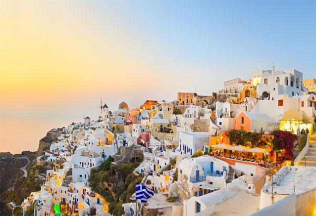 Viaje viaje novios grecia santorini 2