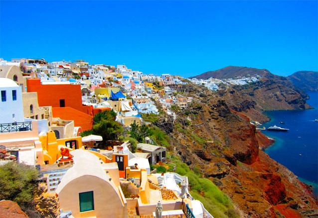 Viaje viaje novios grecia santorini 3