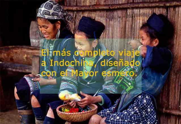 Viaje vietnam clasico siem rep pom penh indochina esmero bidtravel
