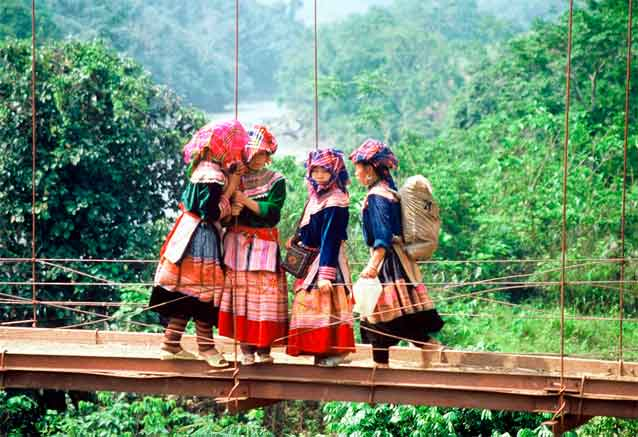 Viaje vietnam clasico siem rep pom penh puente en vietnam bidtravel