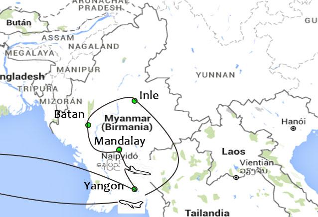 Viaje birmania verdaderamente barato esencia de birmania