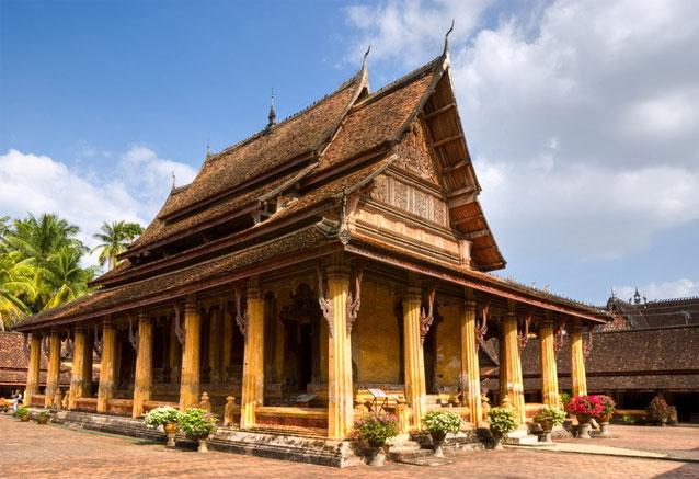 Viaje vuelo express indochina laos 2