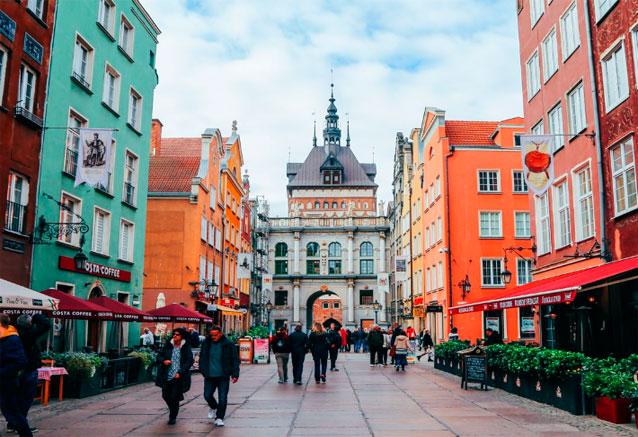 Viaje polonia varsovia cracovia 8 dias gdansk