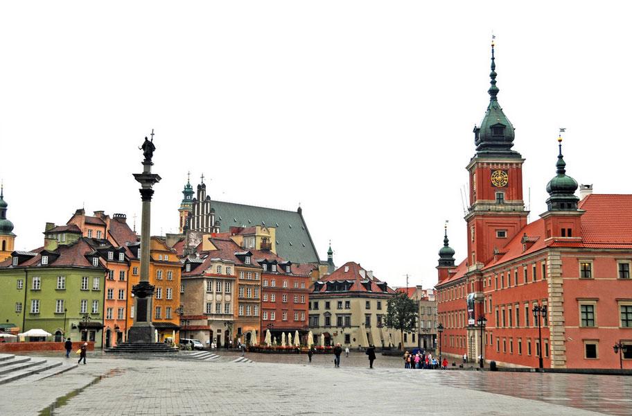 Viaje polonia varsovia cracovia 8 dias polonia plaza grande