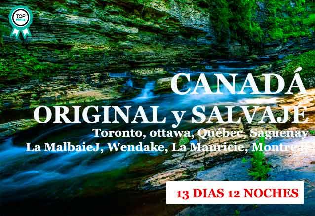 Foto del viaje ofertas canada original salvaje ORIGINA Y SALVAE