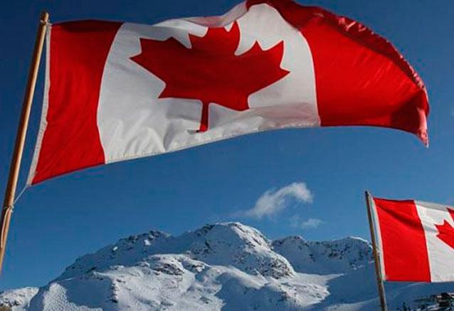 Foto del viaje ofertas canada original salvaje canada flag