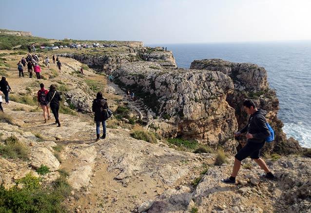 Viaje malta joya del mediterraneo Dingli Malta