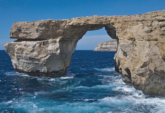 Viaje malta joya del mediterraneo Isla de Gozo
