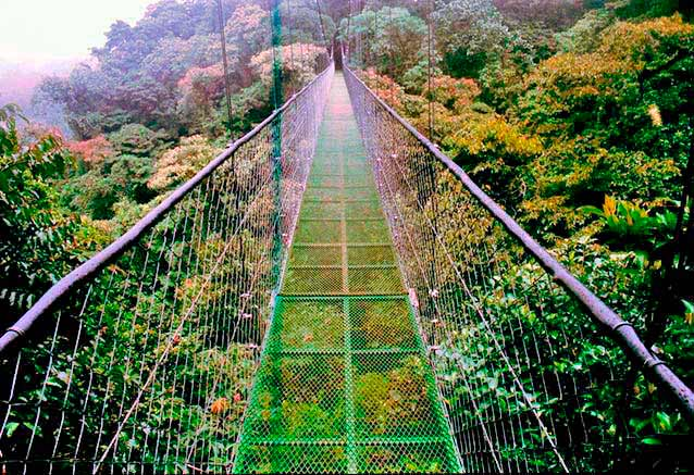 Viaje costa rica gran lujo monteverde