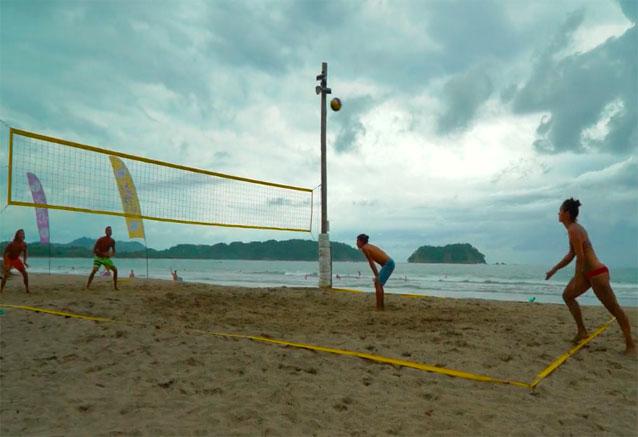 Viaje aventuraleza costa rica voleibol costa rica